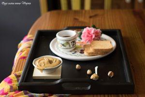 Crema di pistacchio spalmabile
