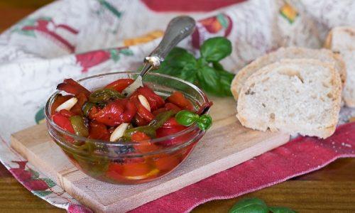 Arrostire i peperoni in padella