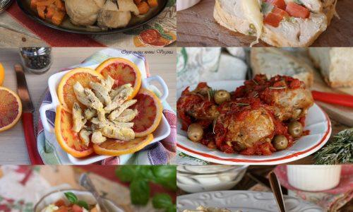 Ricette con pollo