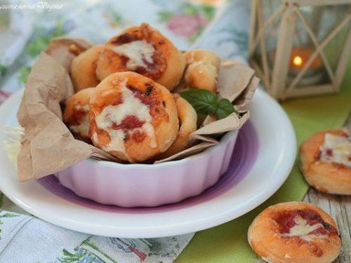 Pizzette di rosticceria Videoricetta