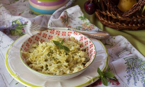 Zucchine all'aceto e menta video ricetta