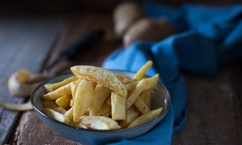Come fare le patatine fritte perfette
