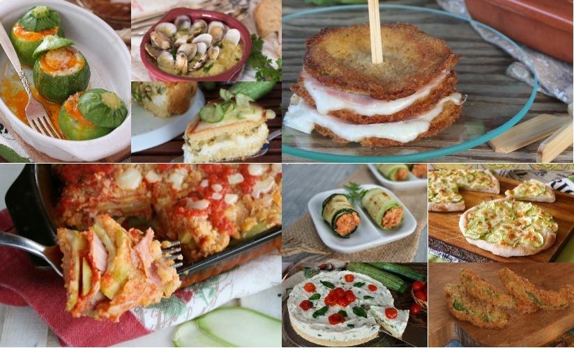 Come cucinare le zucchine ricette e consigli per piatti for Cucinare le zucchine
