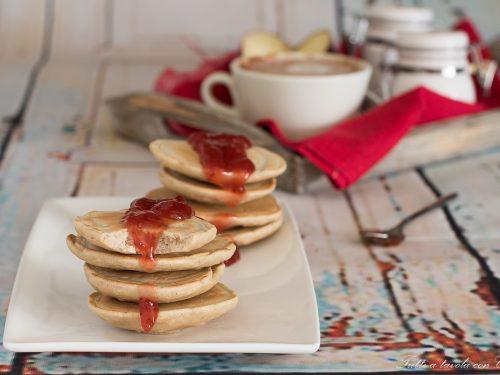 Pancake proteici light