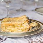 lasagne con zucchine cremose