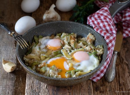 Zucchine e uova