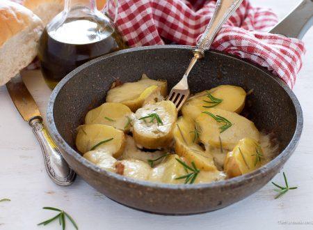Patate al formaggio