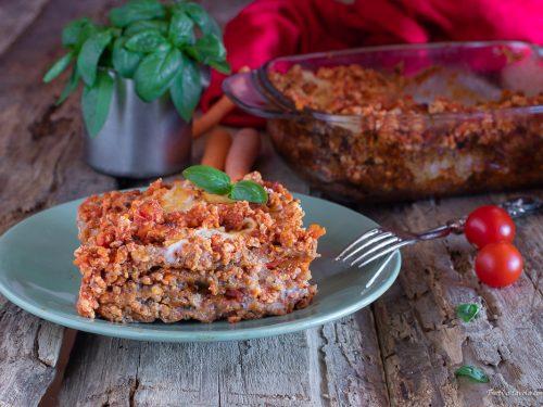 Wasagna la lasagna light