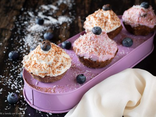 Fit cupcakes