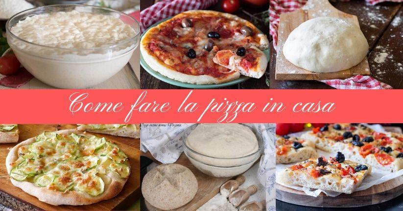 Come fare la pizza in casa fb