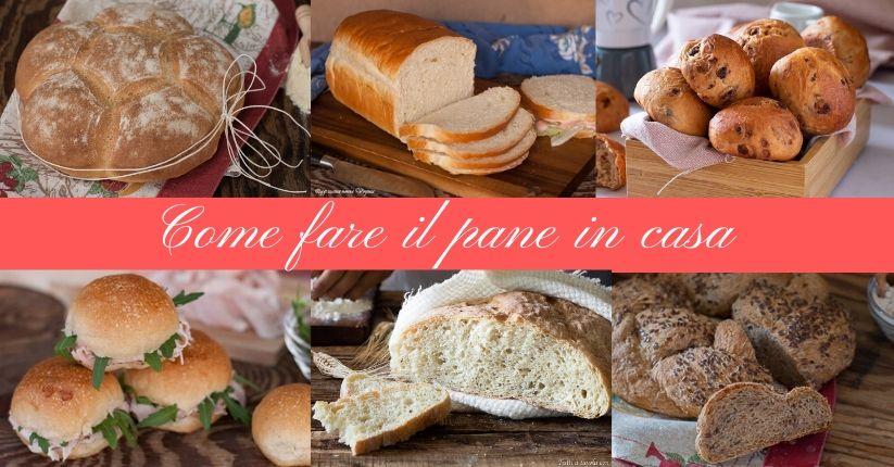 ome fare il pane in casa fb