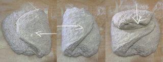 Pane fatto in casa croccante pass.