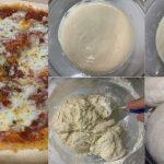 impastop er pizza con poolish fb
