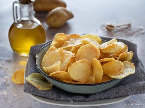 Come fare le patatine chips