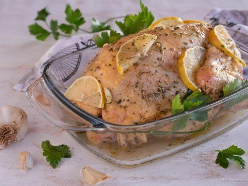 Come marinare il pollo