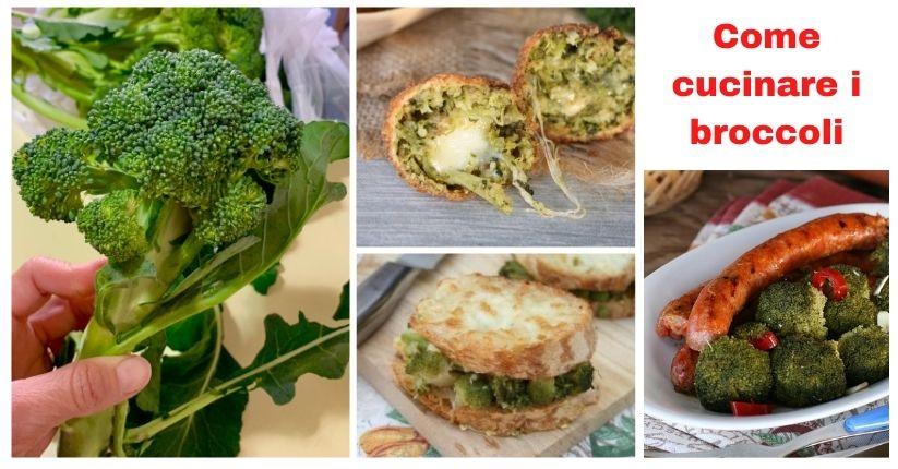 come cucinare i broccoli fb