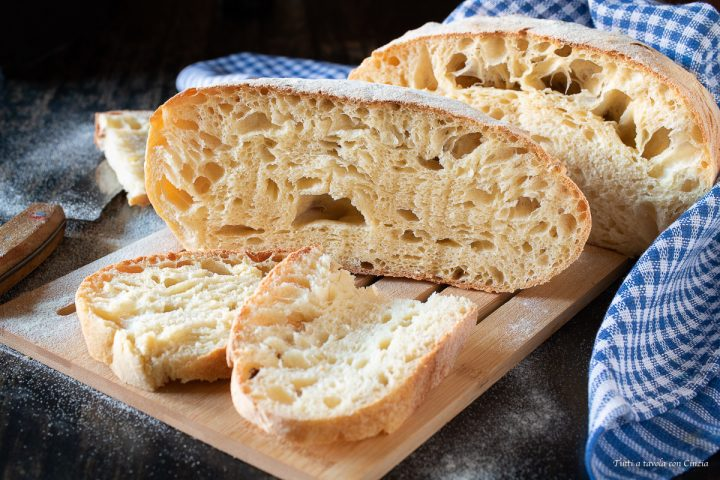 pane in casa