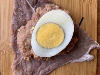Involtini di carne al sugo