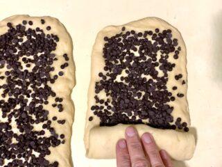 Pan brioche sofficissimo al cioccolato 1