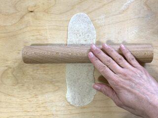 Sfoglie di pane integrali