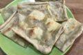 Focaccia al formaggio ligure (di Recco)