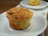 Cup cake Bucatini in crosta, Pasta al forno