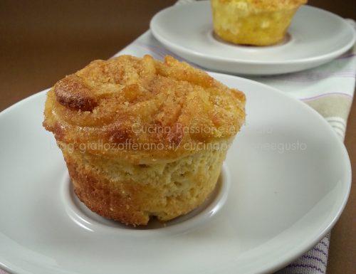 Bucatini in crosta cup cake, Pasta al forno