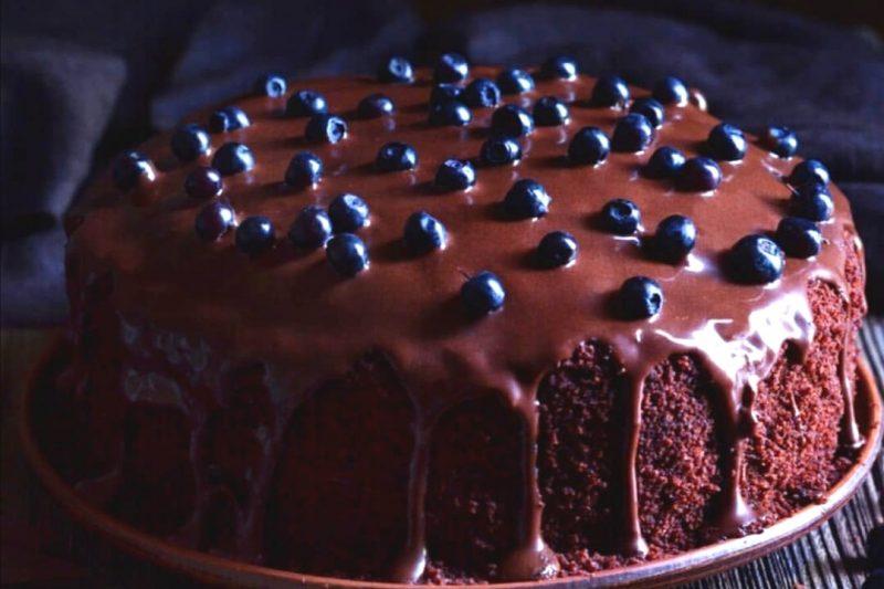 Torta nutella e mascarpone