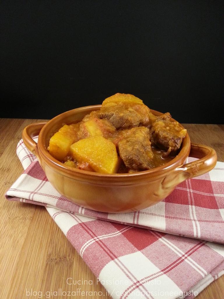 Gulash Croato ricetta