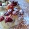 Tiramisu alle fragole monoporzione senza uova