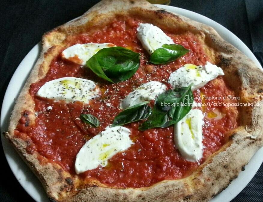 Impasto per pizza napoletana fatta in casa
