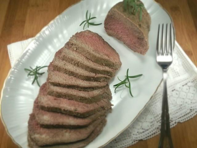 Roast Beef in crosta di sale aromatizzato