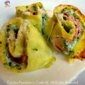 Cannelloni con Ricotta Spinaci e Prosciutto