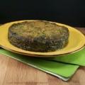 Frittata al forno con spinaci e ricotta
