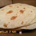 Ricetta Tortillas di Mais Fatta in Casa