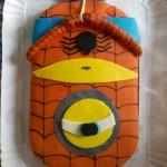 Torta Spiderminion
