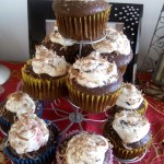 Cupcakes foresta nera