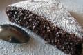 Torta al cacao al microonde