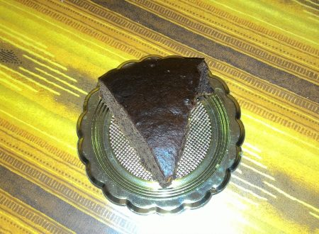 """Torta """"dietetica"""" al cioccolato"""