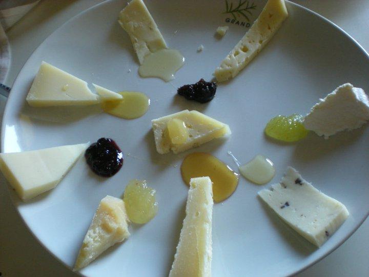 abbinamento formaggi con marmellate e gelatine