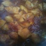 Foto0694 150x150 Spezzatino con piselli e polenta   secondo piatto facile