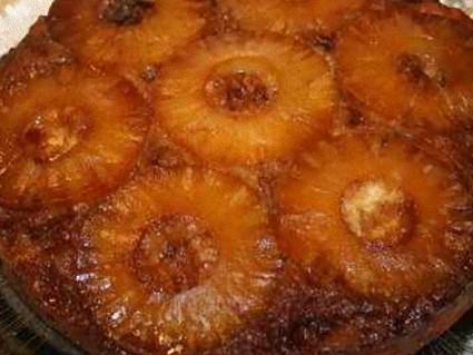 Torta ananas e pistacchi