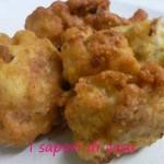crocchette di cavolfiore con salsa tartara