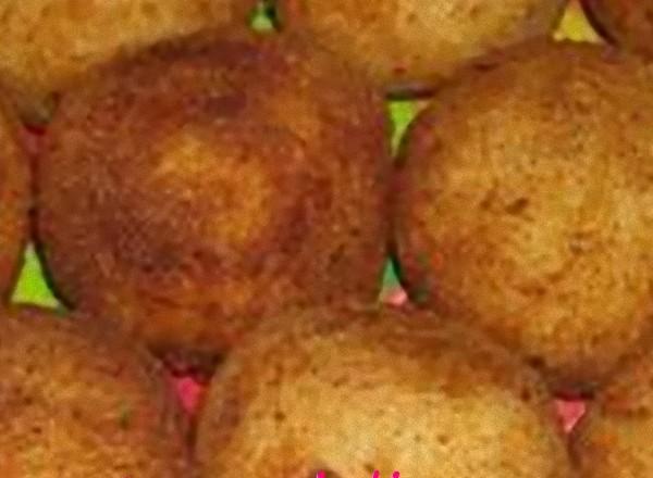 Polpette alla ricotta patate e prosciutto