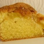 Torta alle pere sciroppate – ricetta facile