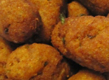 Crocchette alle patate e fontina