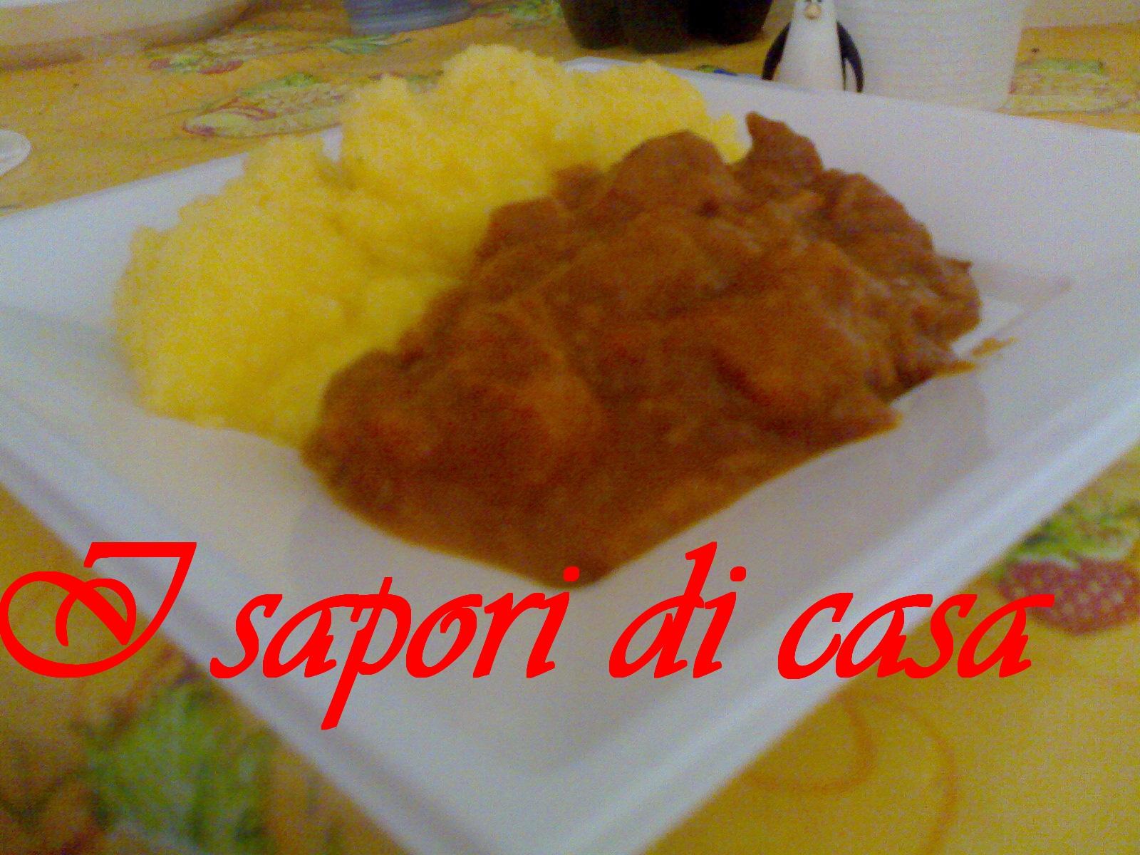 Spezzatino di manzo alla paprika - ricetta svedese