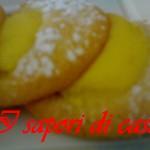Biscotti con crema pasticcera