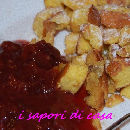 Kaiserschmarren – dolce altoatesino