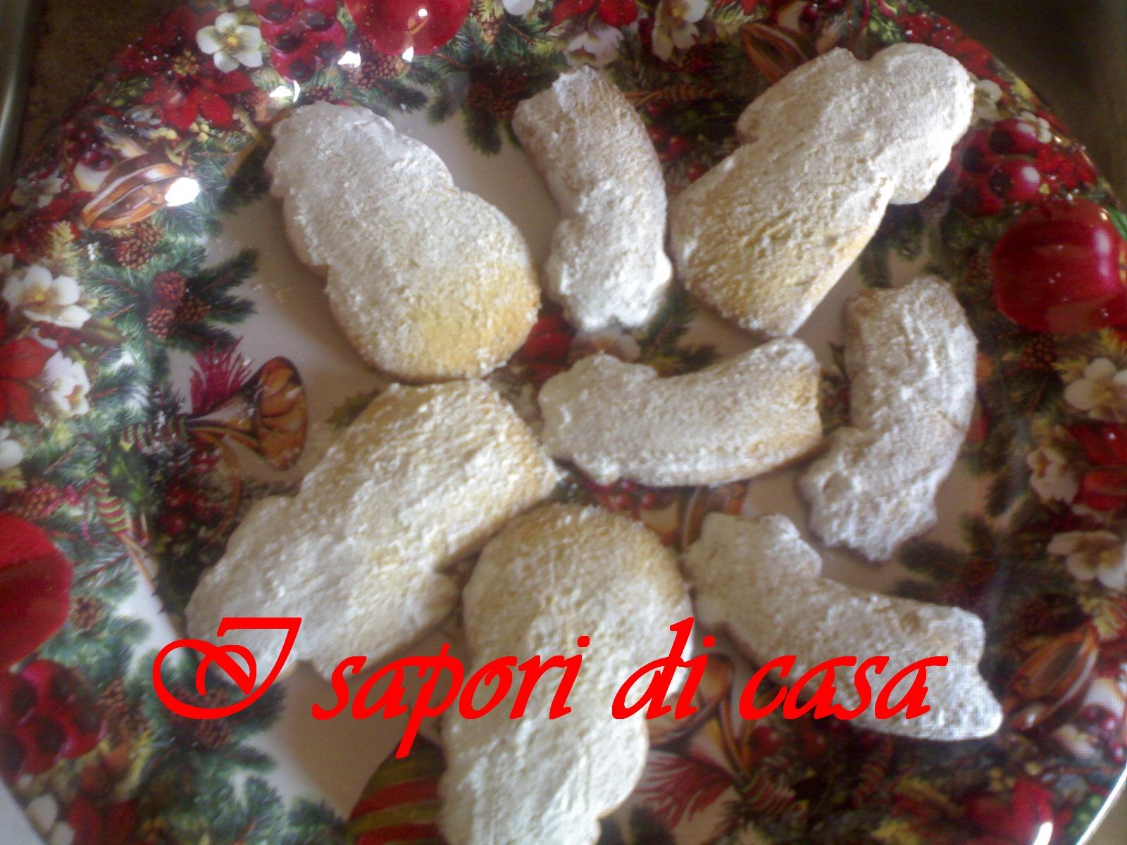 Paste frolle di Santa Lucia